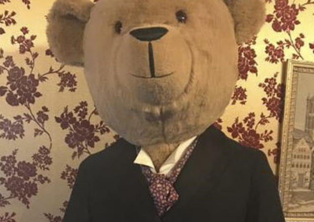 Welcome to our brand new Teddy Bear Museum blog!
