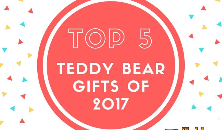 Top 5 Teddy Bear Gifts for Christmas